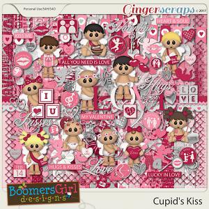 Cupid's Kiss by BoomersGirl Designs