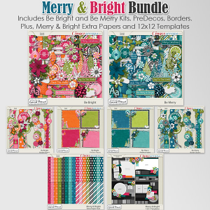 Merry & Bright - Bundle