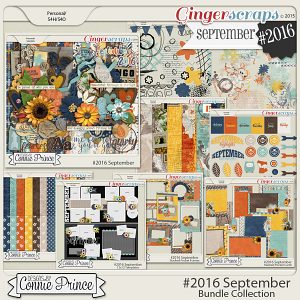 #2016 September - Bundle Collection