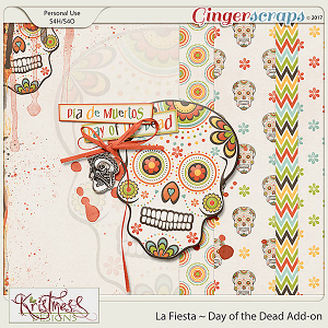 La Fiesta Day of the Dead Add-on