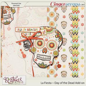 La Fiesta Day of the Dead Add-on
