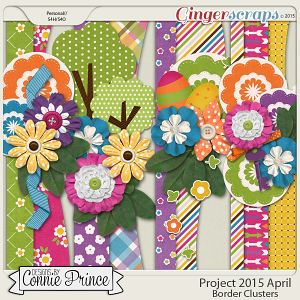 Project 2015 April - Border Clusters