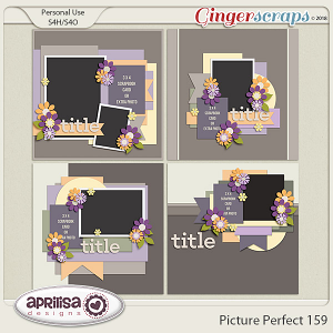 Picture Perfect 159 by Aprilisa Designs