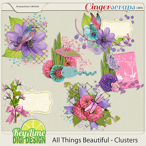 All Things Beautiful Clusters