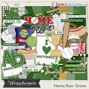 Home- Run- Green
