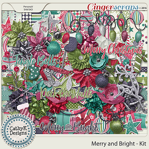Merry and Bright - Kit