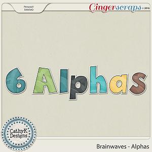 Brainwaves - Alphas