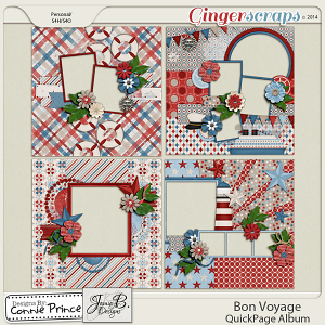 Bon Voyage  - QuickPage Album
