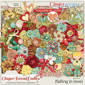 GingerBread Ladies MEGA Collab: Falling In Love