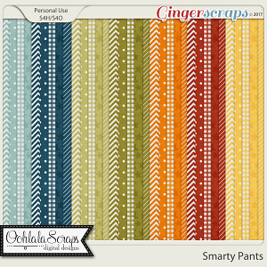 Smarty Pants Pattern Papers