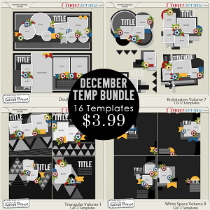 December 2014 Template Bundle
