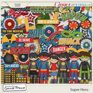 Super Hero - Kit