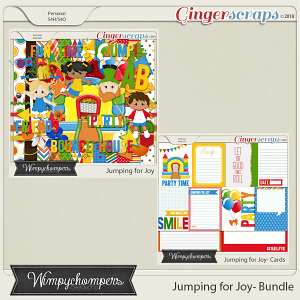 Jumping for Joy Bundle