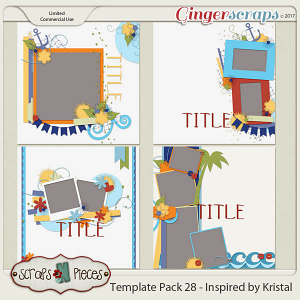 Template Pack 28 - Inspired by Kristal