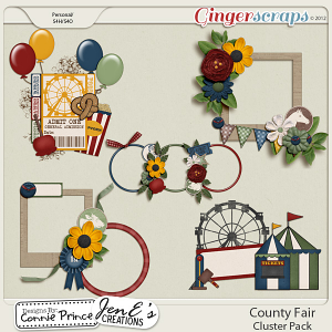 Retiring Soon - County Fair - Cluster Pack