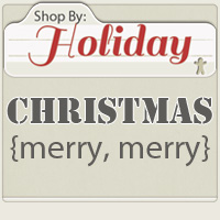 Shop by: CHRISTMAS