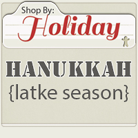 Shop by: HANUKKAH