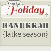 Shop by: HANUKKAH