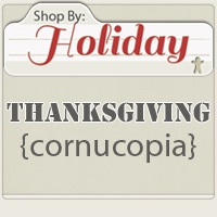 Shop by: THANKSGIVING