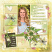 This is Me March Layout by Renee