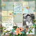 This is Me June Layout by Renee