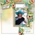 This is Me June Layout by Norma
