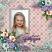 Blushing Beauty layout by Pia