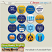 Flairs Word Art Hanukkah is Funnakah by Clever Monkey Graphics