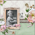 Bygone Baby digital scrapbook layout by Maureen
