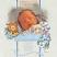 Bygone Baby digital scrapbook layout by Renee