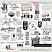 100 of My Favorites Vol. 8 Word Art