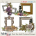 Deck the Halls Clustered Frames by Snickerdoodle Designs