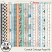 Coastal Cottage Page Kit Papers