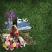 Digital Scrapbook Page Made with Botanic Garden by ADB Designs