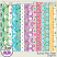 Bunny Play Date Page Kit Papers by ADB Designs