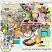 Summer Vacation Page Kit Elements by ADB Designs