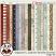 Vagabond, Explorer, Rambler, Pioneer Page Kit Papers by ADB Designs