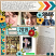 CT Layout using #2020 August by Connie Prince