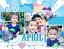 2021 quickpage calendars - April alt by HeartMade Scrapbook