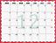 2021 quickpage calendars - December - bottom by HeartMade Scrapbook