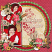 CT Layout using Mulled by Connie Prince
