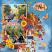Layout using Beauti-fall by HeartMade Scrapbook