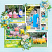 Layout using Colorful spring by HeartMade Scrapbook