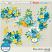 Blue skies ahead - clusters by HeartMade Scrapbook