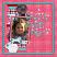 Layout by Poki - Sweet Valentine Petite Kit by ADB Designs
