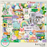 Bunny trail - page kit by HeartMade Scrapbook