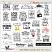 100 of My Favorites Vol. 10 Word Art Bundle