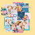 Layout using Best Mom ever by HeartMade Scrapbook