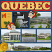 Travelogue Quebec Canada by Connie Prince - CT Layout