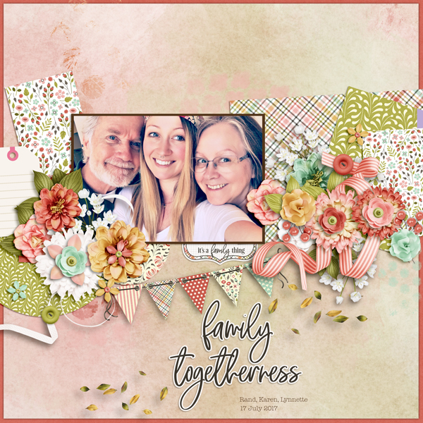 Layout art created by FormbyGirl